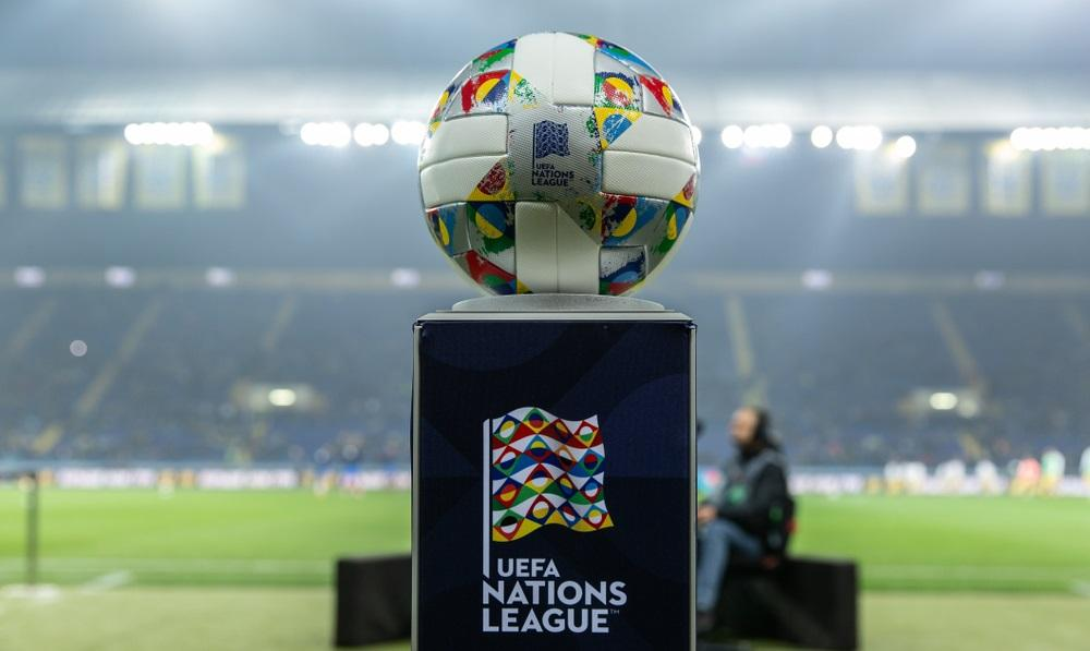 Nations League Kampprogram