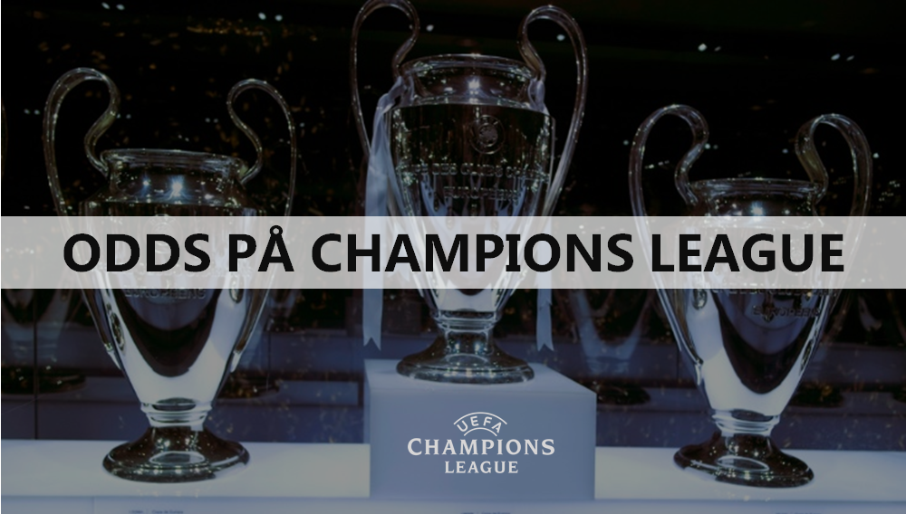 Champions League 2018/19 optakt: Odds på Champions League