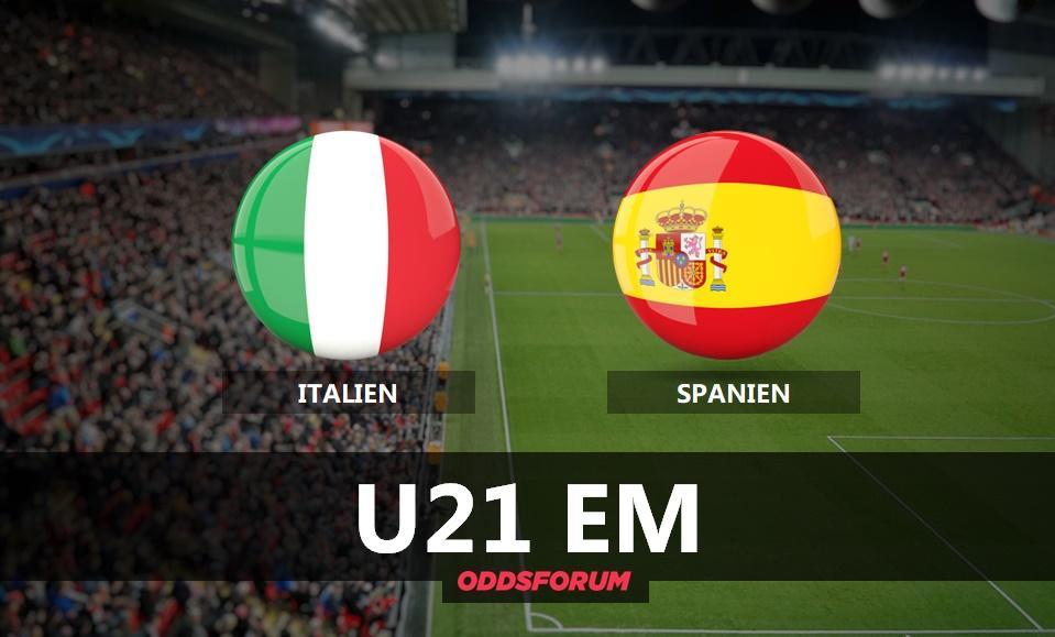 U21 Italien Spanien