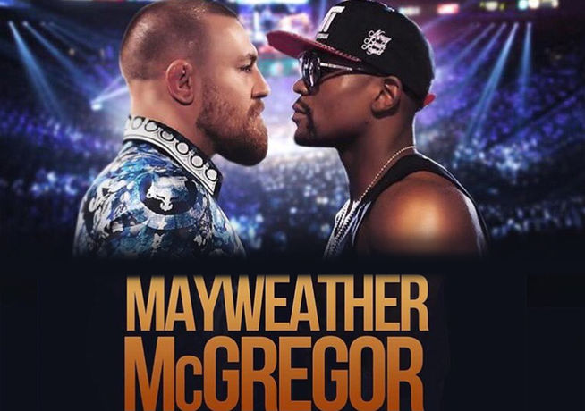 Mayweather vs. McGregor Odds