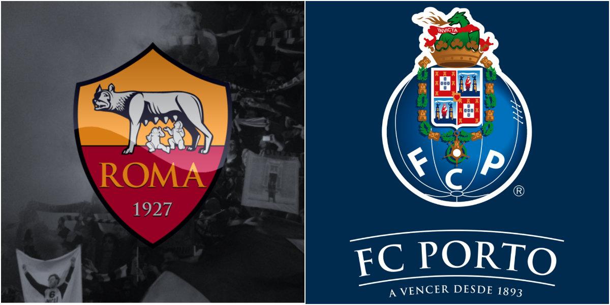 AS Rome - Porto