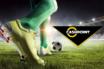 cashpoint logo med sport og fodbold